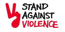 Stand Against Violence Logo